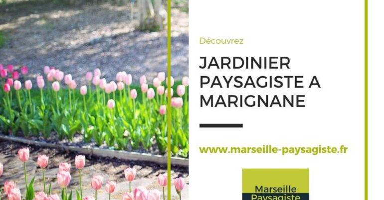 JARDINIER PAYSAGISTE A MARIGNANE PRES DE MARSEILLE