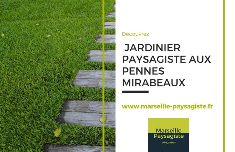 JARDINIER PAYSAGISTE AUX PENNES MIRABEAUX 13170