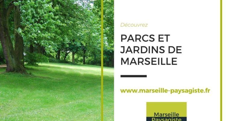 Parcs et Jardins de Marseille